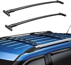 For 2011-2015 Ford Explorer 4Door Top Roof Rack Cross Bars Kit For Cargo Luggag
