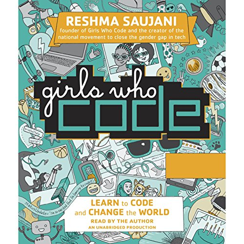Girls Who Code audiobook cover art