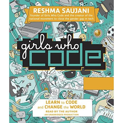 Girls Who Code cover art