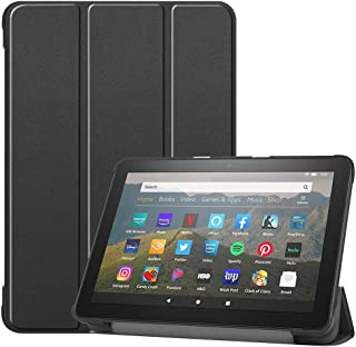 Case for All-New Amazon Fire HD 8 Tablet and Fire HD 8 Plus (10th Generation, 2020 Release), Smart Cover with Auto Sleep/W...