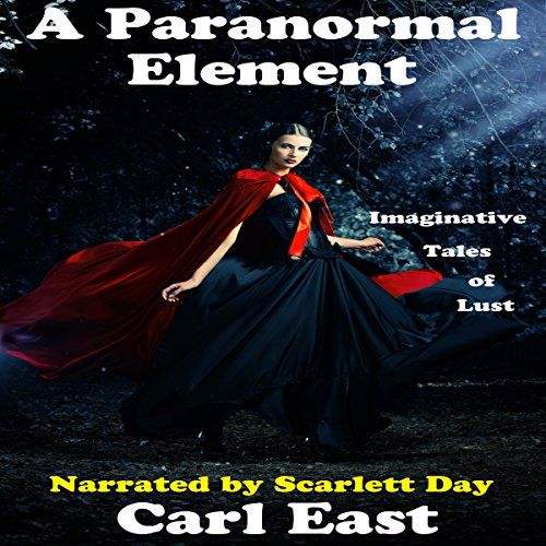 A Paranormal Element audiobook cover art