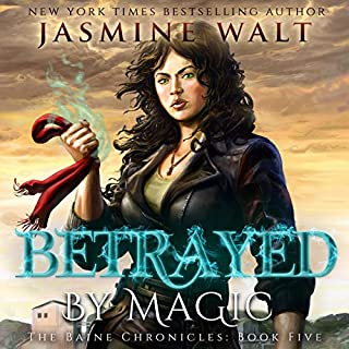 Betrayed by Magic audiobook cover art