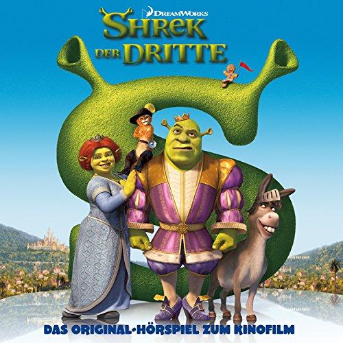 Shrek der Dritte: Das Original-Hörspiel zum Kinofilm Titelbild