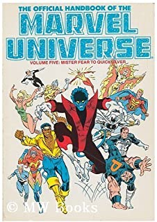 Official Handbook of the Marvel Universe: Mister Fear to Quicksilver