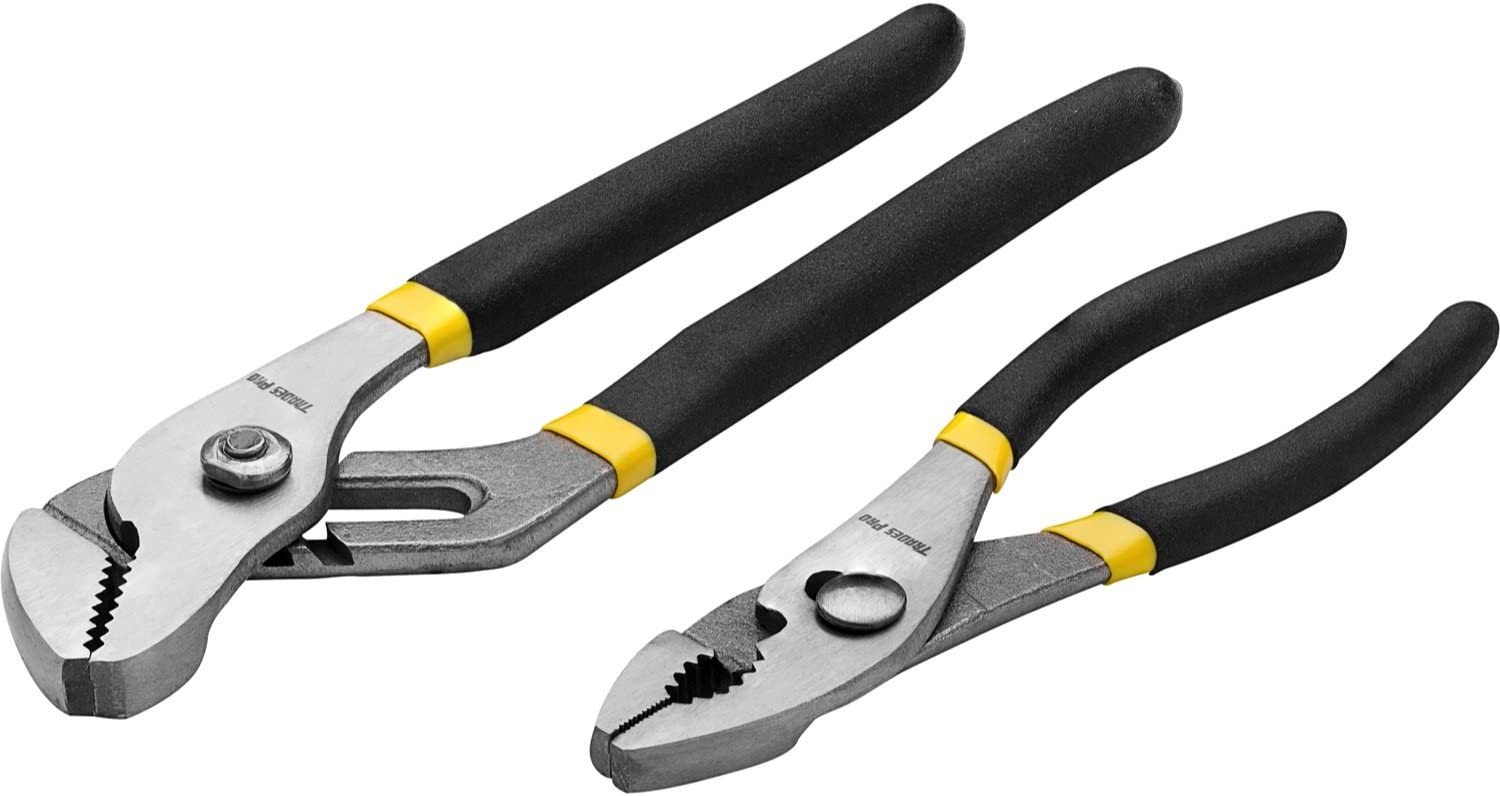 Popular shop Max 90% OFF is the lowest price challenge Tradespro 837523 Pliers Set Piece 2
