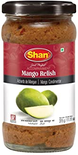 Shan Mango Chutney - 400 gm