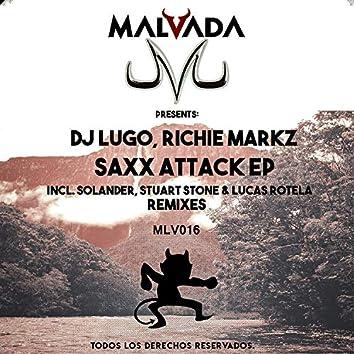 Saxx Attack EP