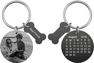 date keychain