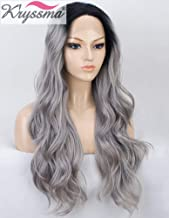 Best grey wig with roots Reviews