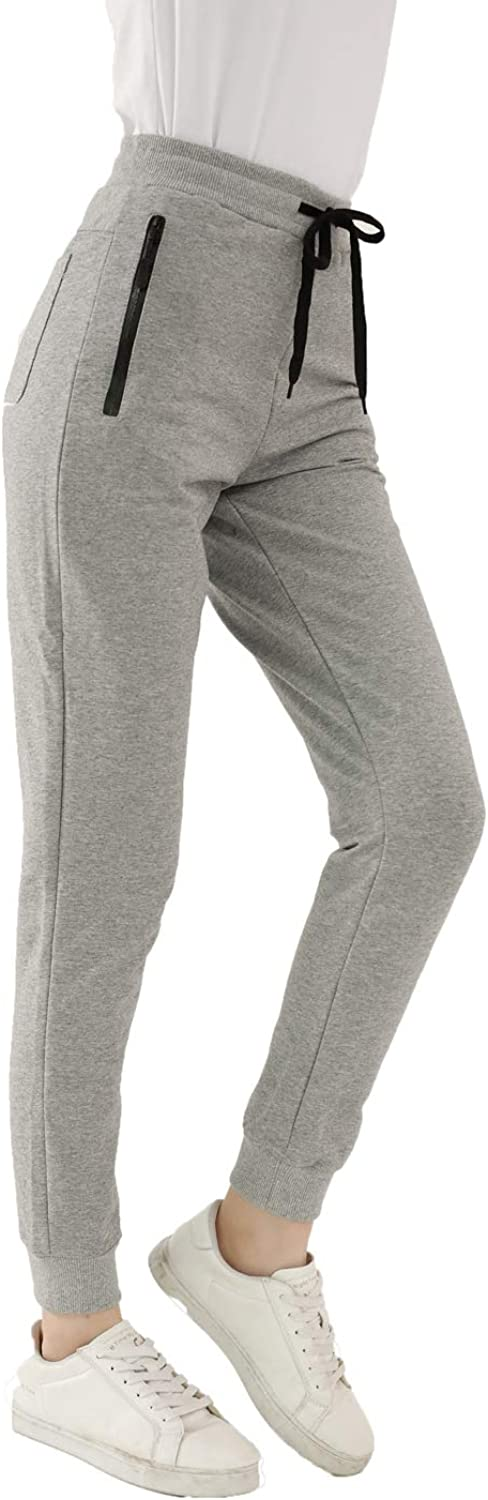 SWEET POISON Women's High New item Waisted Workout Long Sw Branded goods Joggers Cotton