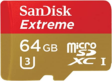 Sandisk Extreme 64gb Class 10 Microsdxc For Action Computer Zubehör