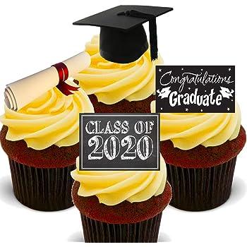Made4You Graduation Congratulations Class of 2020, Edible ...