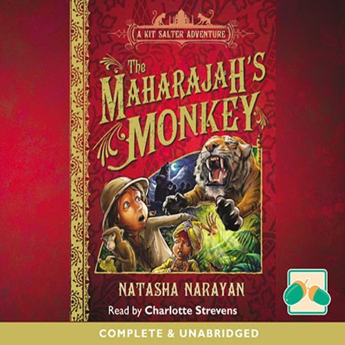 The Maharajah's Monkey cover art
