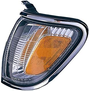 Depo 312-1547L-AS1 Toyota Tacoma Driver Side Replacement Parking/Side Marker Lamp Assembly