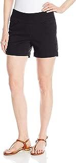 "Jag Jeans Womens Shorts Deep Black US Size 12 5"" Inseam Twill Western"