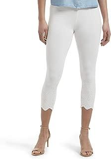 Women's Fashion Cotton Capri Leggings, Assorted