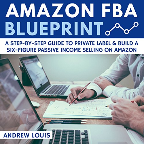 Amazon FBA Blueprint audiobook cover art