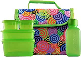 New Wave Enviro Litter Free Lunch Bag, Solid Color