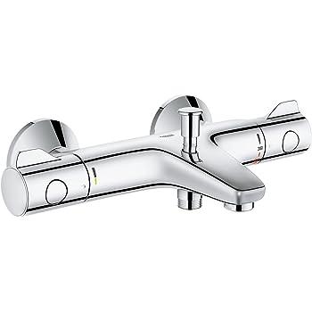 Grohe Grohtherm 800 - Grifo termostático para bañera y ducha, montaje en pared (Ref. 34569000)