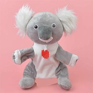 HUIZHANG Koala Hand Puppet Plush Toy, Stuffed Kids Doll Toy Gift Plush Puppets
