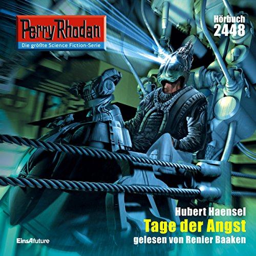 Tage der Angst (Perry Rhodan 2448) Titelbild