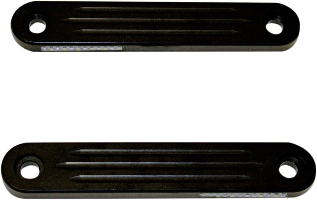 Custom Dynamics Black Turn Signal CD- and Running Sale Daytime sale Lights