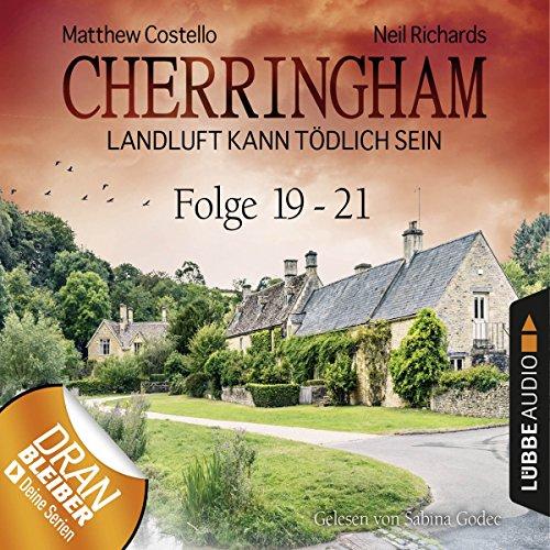 Cherringham - Landluft kann tödlich sein, Sammelband 7 cover art
