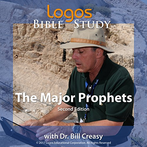 The Major Prophets audiobook cover art