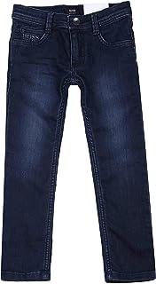 BOSS Boys Basic Jogg Jeans Dark Blue, Sizes 6-16