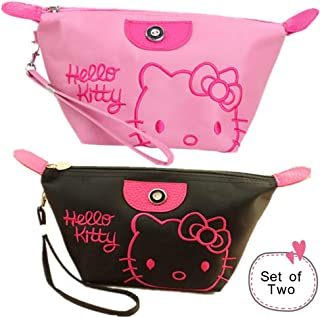 Kerr's Choice Cosmetic Bag Makeup Bag Hello Kitty Toiletry Bag Makeup Pouch Hello Kitty Gift