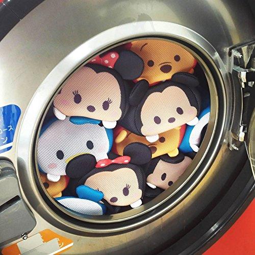 [ベルメゾン]ディズニーランドリーネットポーチのような洗濯ネットドナルドダック