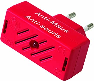 ISOTRONIC Repelente Ultrasónico de Plagas Ahuyentador de Ratas y Ratones Antiplagas