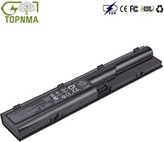 Topnma PR06 633805-001 Batería HP Probook 4330s 4331s 4430s 4431s 4435s 4530s 4535s 4536s 4440s 4441s 4446s 4540s 4545s Series Notebook Battery
