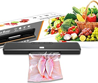 Vacuum Sealer Mini Food Machine Automatic Wet and Dry Temperature Adjustable for Food Preservation