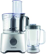 Kenwood Multipro Compact FDP304SI Food Processor (Silver)
