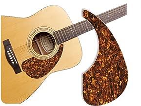 Healingshield Premium Acoustic Guitar Pickguard Basic Type Marbling-A