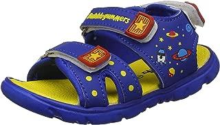 Bubblegummers Boy's Galaxy Yellow Indian Shoes-7 Kids UK/India (25 EU) (1618534)