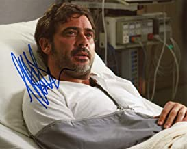 JEFFREY DEAN MORGAN - Grey's Anatomy AUTOGRAPH Signed 8x10 Photo