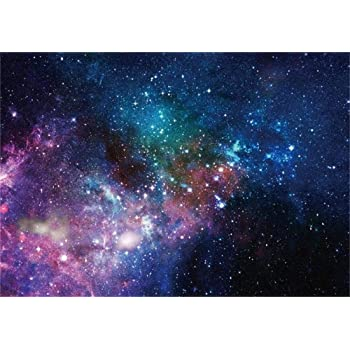 Universe Backdrop Starry Sky UFO Alien Photography Background MEETSIOY 10x7ft Themed Party Photo Booth YouTube Backdrop LFMT451