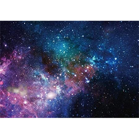 7/×5ft Custom Photo Booth Backdrop Fantasy Space Nebula Custom Photo Booth Backdrop Customised Size Backdrop Background Birthday Parties Creative Background Wall Drop Birthday Photography Backdrop