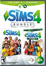 Sims 4 PLUS Seasons Bundle [Online Game Code]