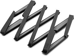 Joseph Joseph Stretch, Expandable Silicone Trivet, Black (70033)