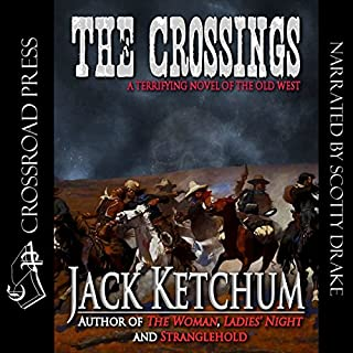 The Crossings audiobook cover art