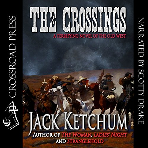 The Crossings audiobook cover art