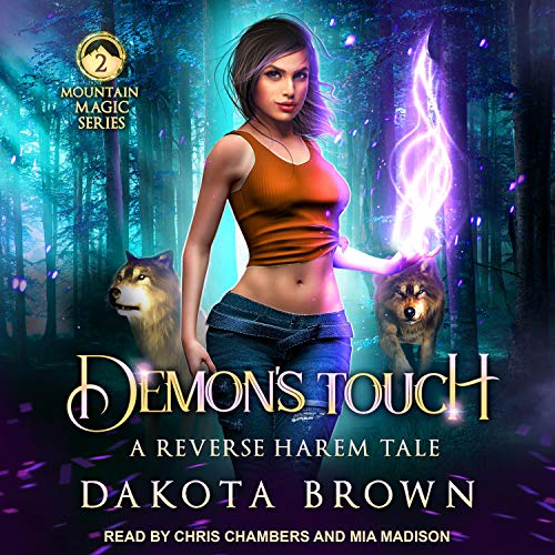 Demon's Touch Audiobook By Dakota Brown cover art