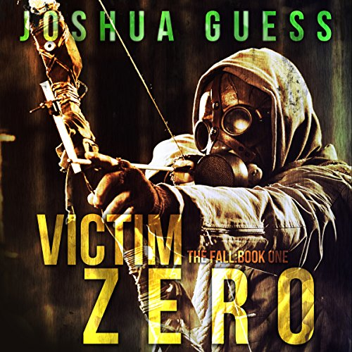 Victim Zero audiobook cover art
