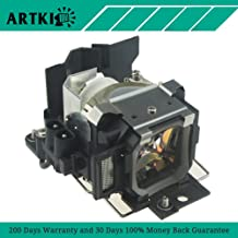 LMP-C162 Replacement Lamp with Housing for Sony ES3 ES4 EX3 EX4 CS20 CS20A CX20 CX20A VPL-CS20 VPL-CS20A VPL-CX20 VPL-CX20A