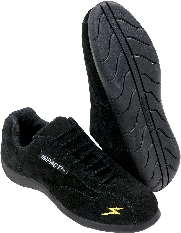 Impact 44008010 Black (Size 8) Sport shoes