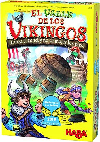 HABA 304700 - Tal der Wikinger (El Valle de los Vikingos)