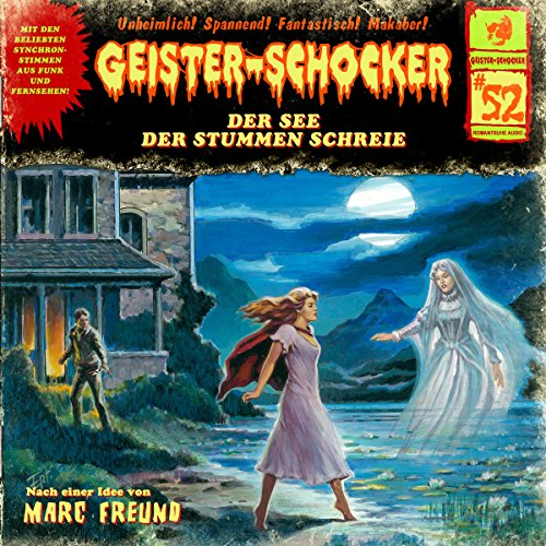 Der See der stummen Schreie audiobook cover art
